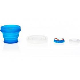 Складной стакан humangear GoCup Lagre, 237 мл (синий)
