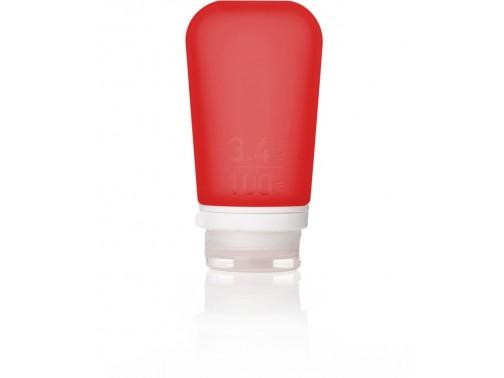 Контейнер humangear GoToob+ Large, 100 мл (красный)