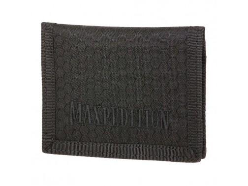 Кошелек Maxpedition AGR LPW Low Profile Wallet (черный)