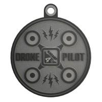 Нашивка-патч Hazard 4 Drone Pilot (черный)