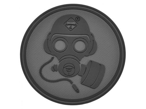 Нашивка-патч Hazard 4 Special Forces Gas Mask (черный)