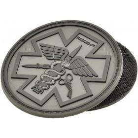Нашивка-патч Hazard 4 Battle Paramedic (черный)