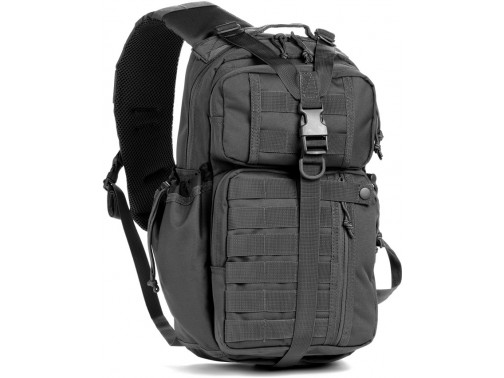 Однолямочный рюкзак Red Rock Rambler (черный)