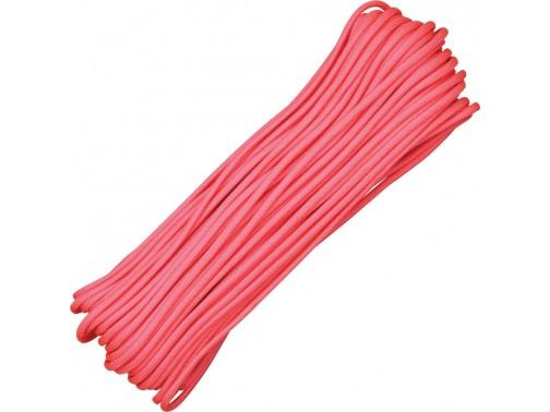 Паракорд Atwood Rope MFG 550, 30 м (розовый)