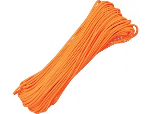 Паракорд Atwood Rope MFG 550, 30 м (неон оранжевый)