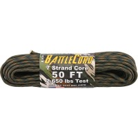 Шнур Atwood Rope MFG BattleCord, 15 м (woodland)