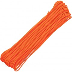 Тактический паракорд Atwood Rope 30 м (неон оранжевый)