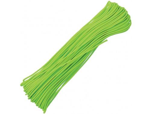 Тактический паракорд Atwood Rope 30 м (неон зеленый)