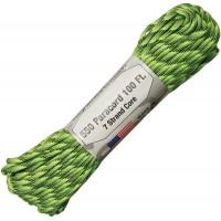 Паракорд Atwood Rope MFG 550, 30 м (Radioactive)