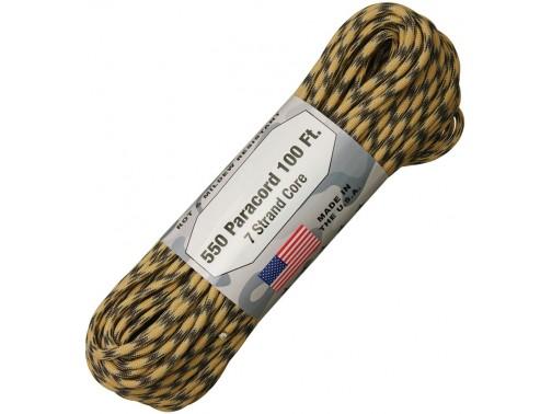 Паракорд Atwood Rope MFG 550, 30 м (Blur)
