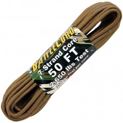Шнур Atwood Rope MFG BattleCord, 15 м (койот)