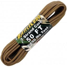 Шнур Atwood Rope MFG BattleCord, 15 м (койот)