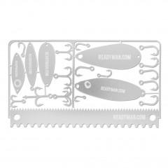Карточка для выживания Readyman Fisherman