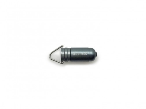 Светодиодный фонарик SLUGHAUS BULLET 02 (серый)