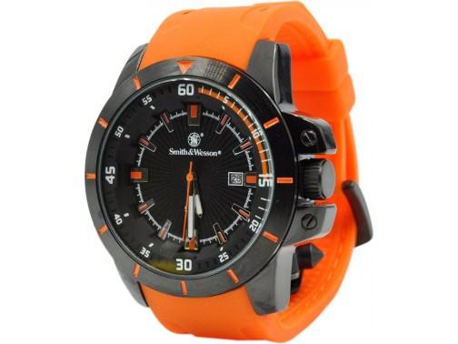 Часы Smith and Wesson Trooper, оранжевый
