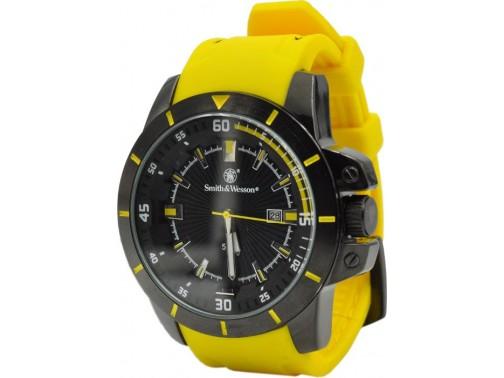 Часы Smith and Wesson Trooper, желтый