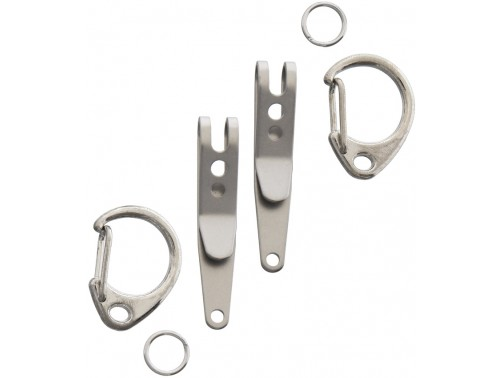 Система TEC Accessories P-7 Suspension Clip (серебристый, 2 шт)