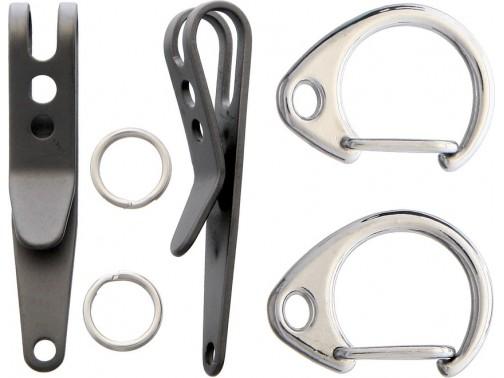 Система TEC Accessories P-7 Suspension Clip (черный, 2 шт)