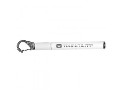 Брелок-телескопическая ручка True Utility Clip TelePen (белый)