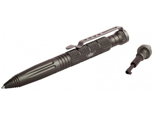 Тактическая ручка UZI Defender 6 (серый)