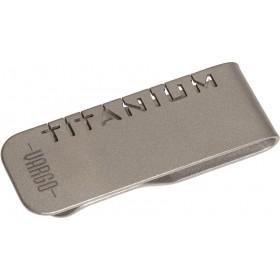 Титановая клипса для купюр Vargo
