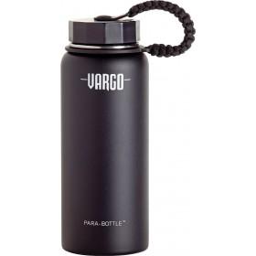 Стальная бутылка Vargo Para-Bottle (черный)