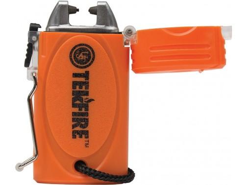 Электрическая зажигалка Ultimate Survival TekFire (оранжевый)