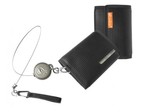 Кошелек с ретрактором Civilan Lab Rewind Duo