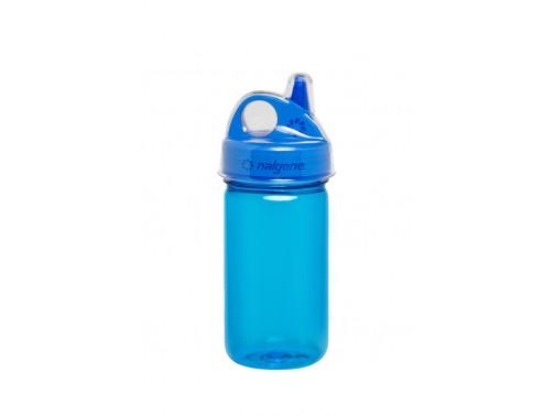 Бутылка Nalgene Grip-n-Gulp с крышкой (синий)