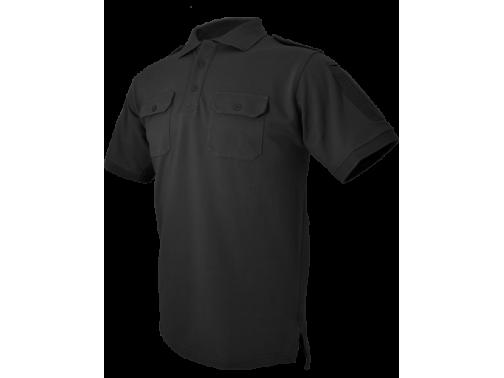 Тактическая рубашка-поло Hazard 4 LEO (черный)