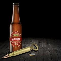 Бутылочная открывалка-патрон .50 BMG Caliber Gourmet