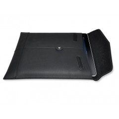 Кожаный чехол для iPad Civilian Lab PadManila (желтый)