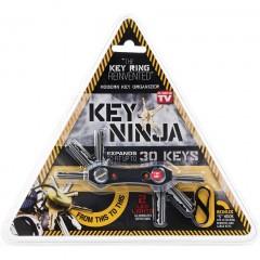 Органайзер для ключей Wallet Ninja Key Ninja