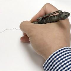 Тактическая ручка UZI Tactical Defender 2 (серый)