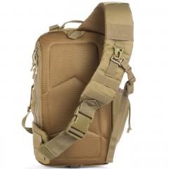 Однолямочный рюкзак Red Rock Rambler (койот)