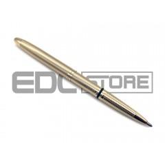 Ручка Fisher Space Pen Bullet (покрытие - лакированная латунь, черные чернила)