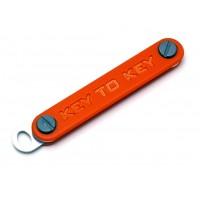Органайзер для ключей KEY TO KEY (оранжевый)