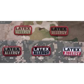 Нашивка-патч Mil-Spec Monkey Latex Allergy