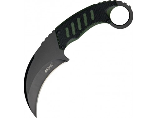 Керамбит MTech Tactical Karambit 665 (зеленый)