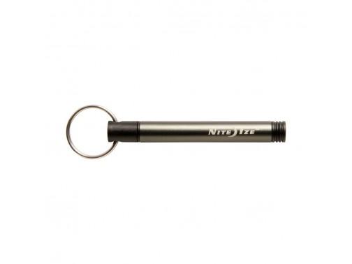 Всепогодная ручка со стилусом Inka (алюминий, серый)