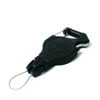 Ретрактор T-Reign с интегрированным карабином, малый с открывалкой