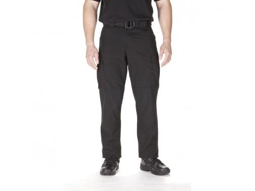 Тактические брюки 5.11 Tactical TDU Pants - Twill (Small-long, черный)