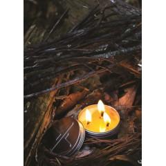 Свеча для растопки Exotac candleTIN (малая, медленное горение)