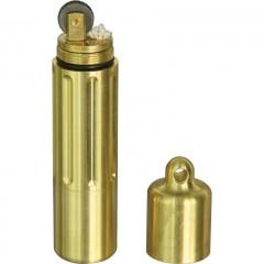 Зажигалка Maratac Vault Cahce (латунь)