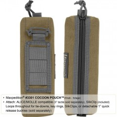 Подсумок Maxpedition Cocoon (фолиаж)