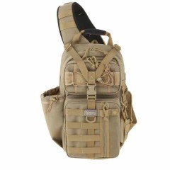Однолямочный рюкзак Maxpedition Sitka (хаки-фолиаж)