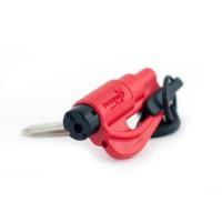Спасательный автомобильный инструмент resqme (красный)
