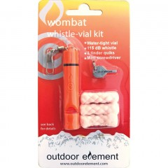 Набор для выживания Outdoor Element Wombat (оранжевый)