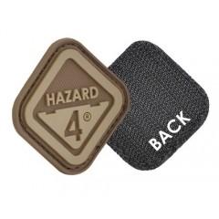 Нашивка-патч Hazard 4 Diamond Logo (черный)