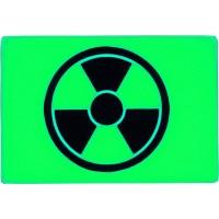 Светонакопительная нашивка-патч TEC Accessories Embrite Radioactive (зеленый)